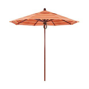 Sierra Series 7.5' Market Sunbrella Umbrella By California Umbrella