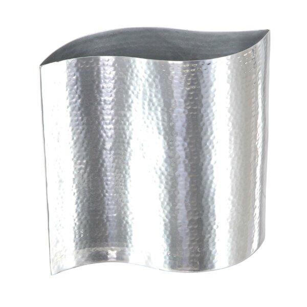 Modern Contemporary Alessi Stainless Steel Vase Allmodern