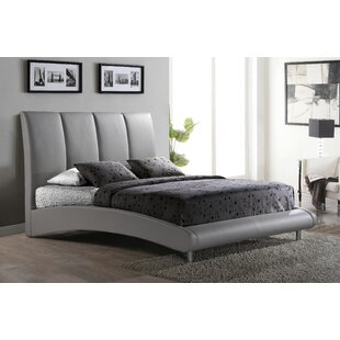 Beacon Upholstered Platform Bed by Orren Ellis