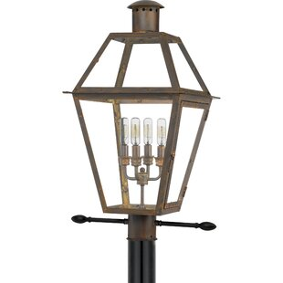 Millbrook 4-Light Lantern Head by Three Posts