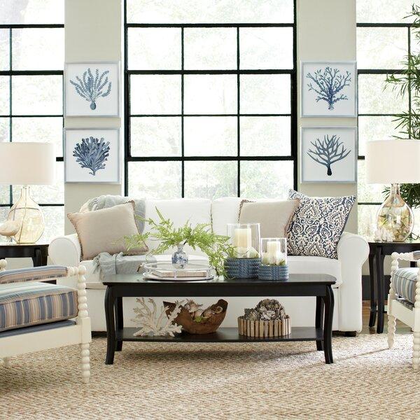coastal living room furniture youll love wayfair