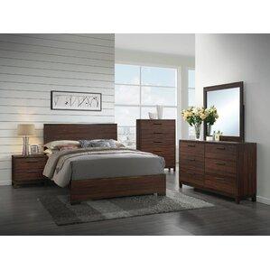Marvelous Zech Panel Configurable Bedroom Set