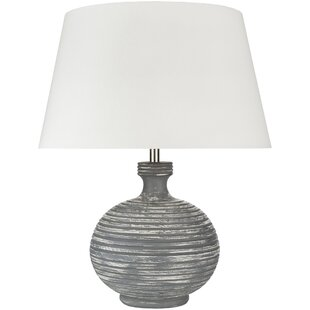 Malena 23.5'' Table Lamp by Highland Dunes