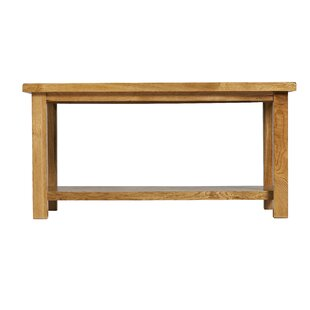 Glenville Coffee Table With Magazine Rack By ClassicLiving