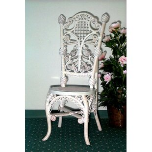Ladies Reception Side Chair by Yesteryear Wicker