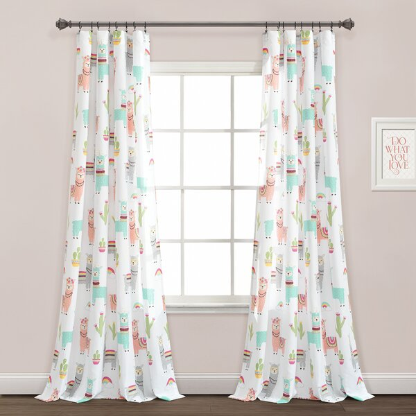 Cacti Curtains Wayfair