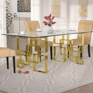 Robey Dining Table by Willa Arlo Interiors