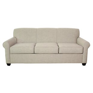 Finn Standard Sleeper Sofa by Edgecombe Furniture