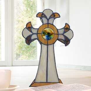 Shenandoah Cross Accent 9 Table Lamp by Astoria Grand