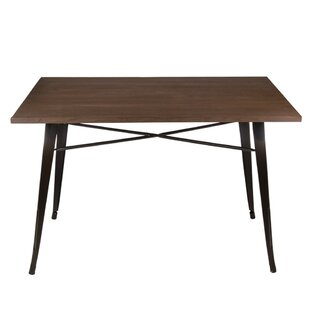 Alannah Wood Dining Table By Williston Forge