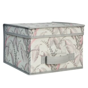Great choice Collapsible Storage Fabric Box By Laura Ashley