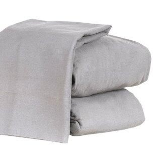 Steinway 100% Cotton Sheet Set ByRed Barrel Studio