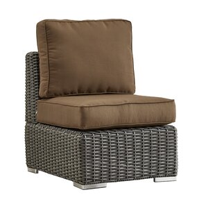 Crowley Patio Chair with Cushions by Sol 72 Outdoor