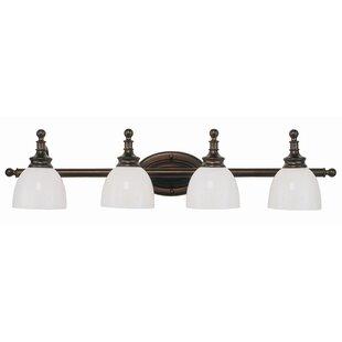 Charlton Home Stolle 4-Light Vanity Light