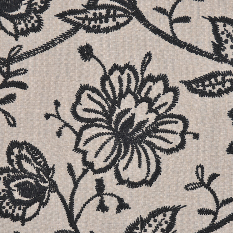 Rm Coco Allure Boutique Floral Foliage Fabric Perigold
