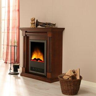 Imelda Electric Fireplace By Belfry Heating
