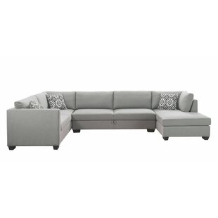 Stutz Transitional Modular Sectional