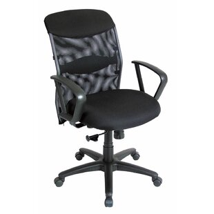 Salambro Mesh Task Chair by Alvin and Co. Great Reviews