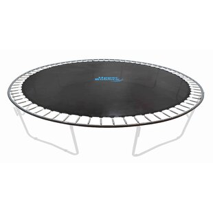 Jumping Surface For 244cm Trampoline With 42 V-Rings For 14 Cm Springs By Freeport Park