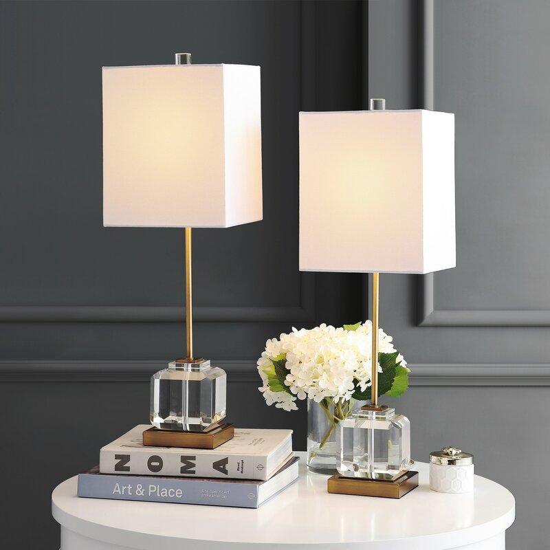 Rosdorf Park Aldridge 28 Table Lamp Set Reviews Wayfair