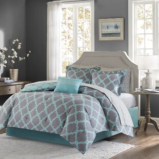 Navy And Grey Bedding | Wayfair