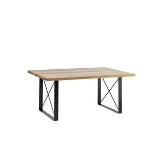 Greenbank Dining Table by Brayden Studio Herry Up