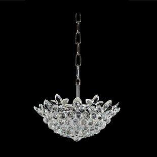 Allegri by Kalco Lighting Treviso 8-Light Crystal Chandelier