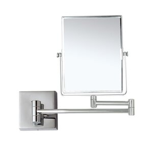 Affordable Kellam Makeup Wall Mounted Wall Mirror By Orren Ellis