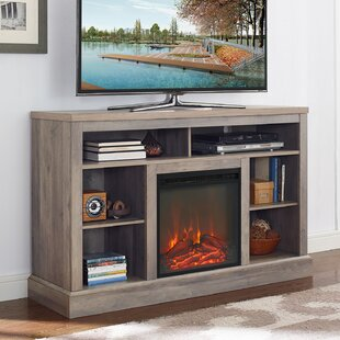 Read Reviews Summerlin TV Stand for TVs up to 58 with Fireplace ByAugust Grove