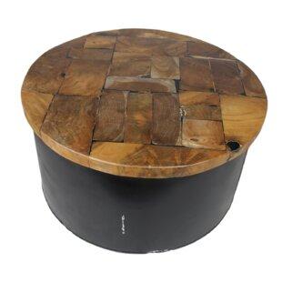 Thierry Drum Coffee Table By Borough Wharf