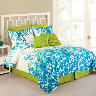 Presidio Square Flourish 8 Piece Comforter Set
