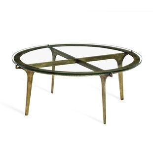 Interlude Colton Coffee Table