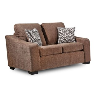 Harrel Loveseat by Red Bar..