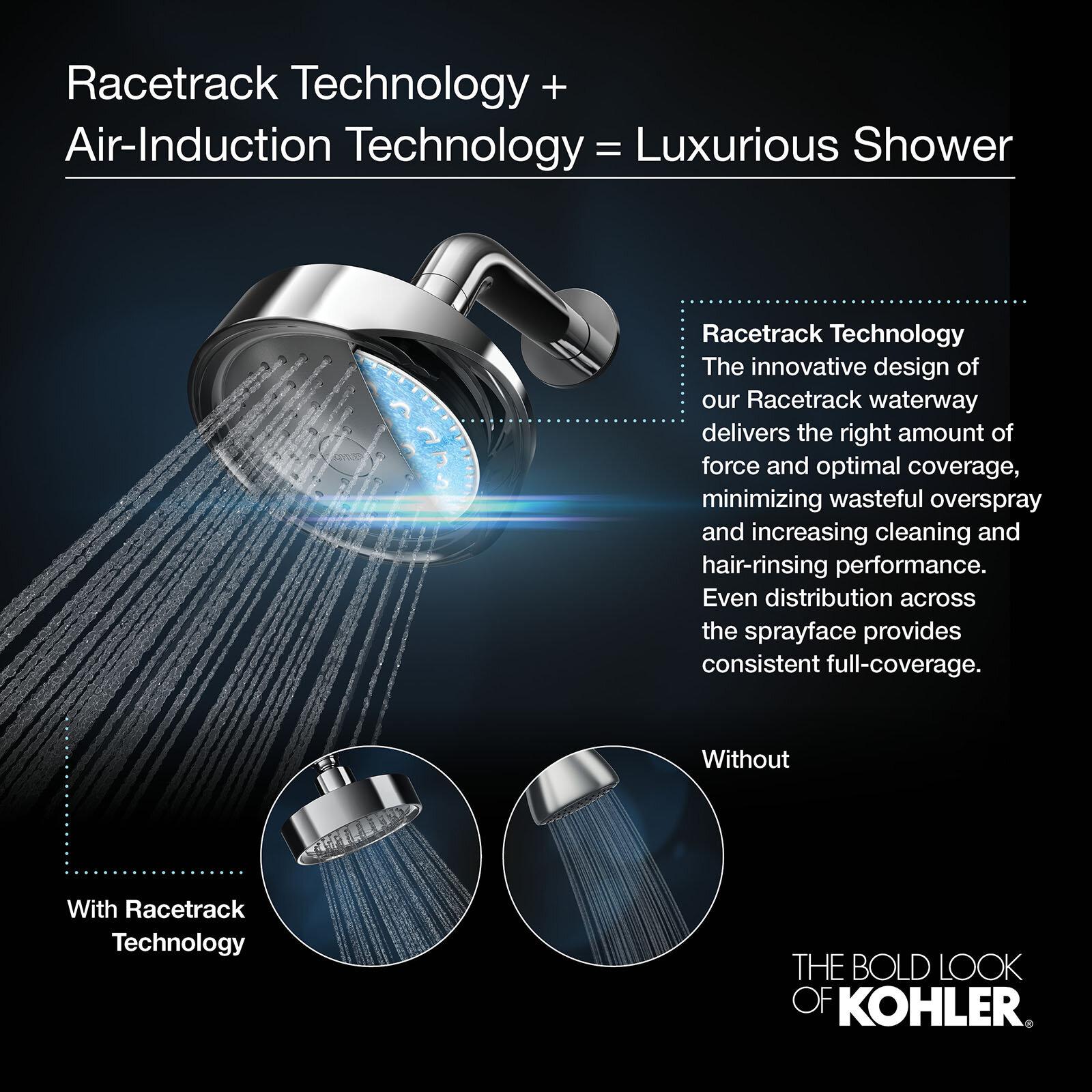 KOHLER K-14786-BN Brushed Nickel