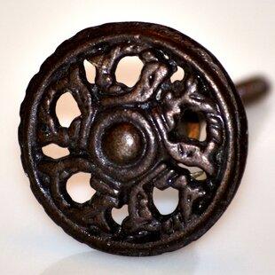 Round Novelty Knob (Set of 4)