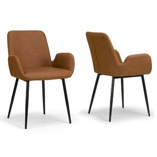 Milana Upholstered Dining Chair (Set of 2)