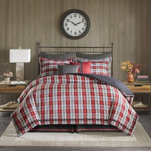 Williamsport Reversible Comforter Set