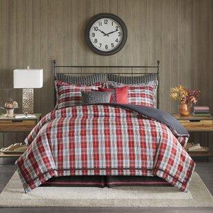 Williamsport Reversible Comforter Set
