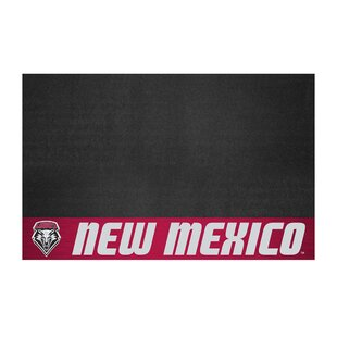 University of New Mexico Grill Mat ByFANMATS