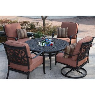 Astoria Grand Berenice Deep Seating Group with Cushions