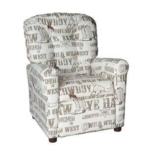 Cowboy Kids Recliner ByBrazil Furniture