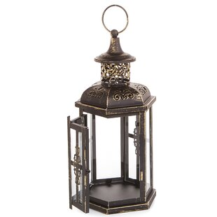 Ophelia & Co. Distressed Metal Lantern