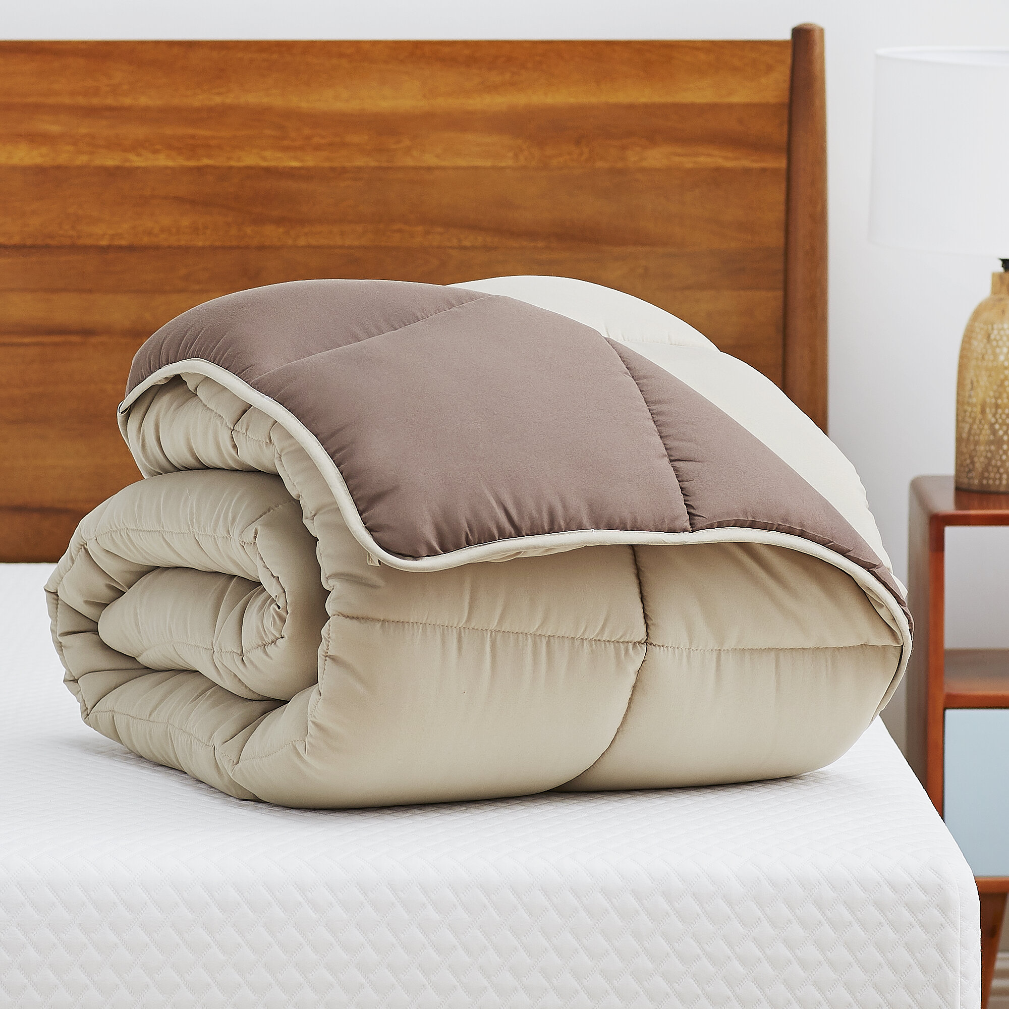 Ivory Cream Navy Comforters Sets You Ll Love In 2021 Wayfair