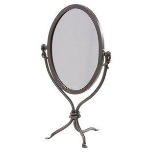 Fleur De Lis Living Choquette Table Mirror