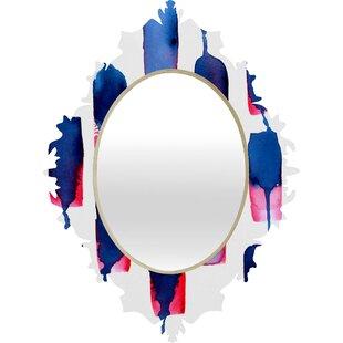 Deny Designs CMYKaren Run Baroque Accent Mirror