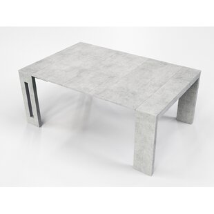 Tannehill Concrete Extendable Dining Table