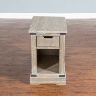 17 Stories Howden End Table