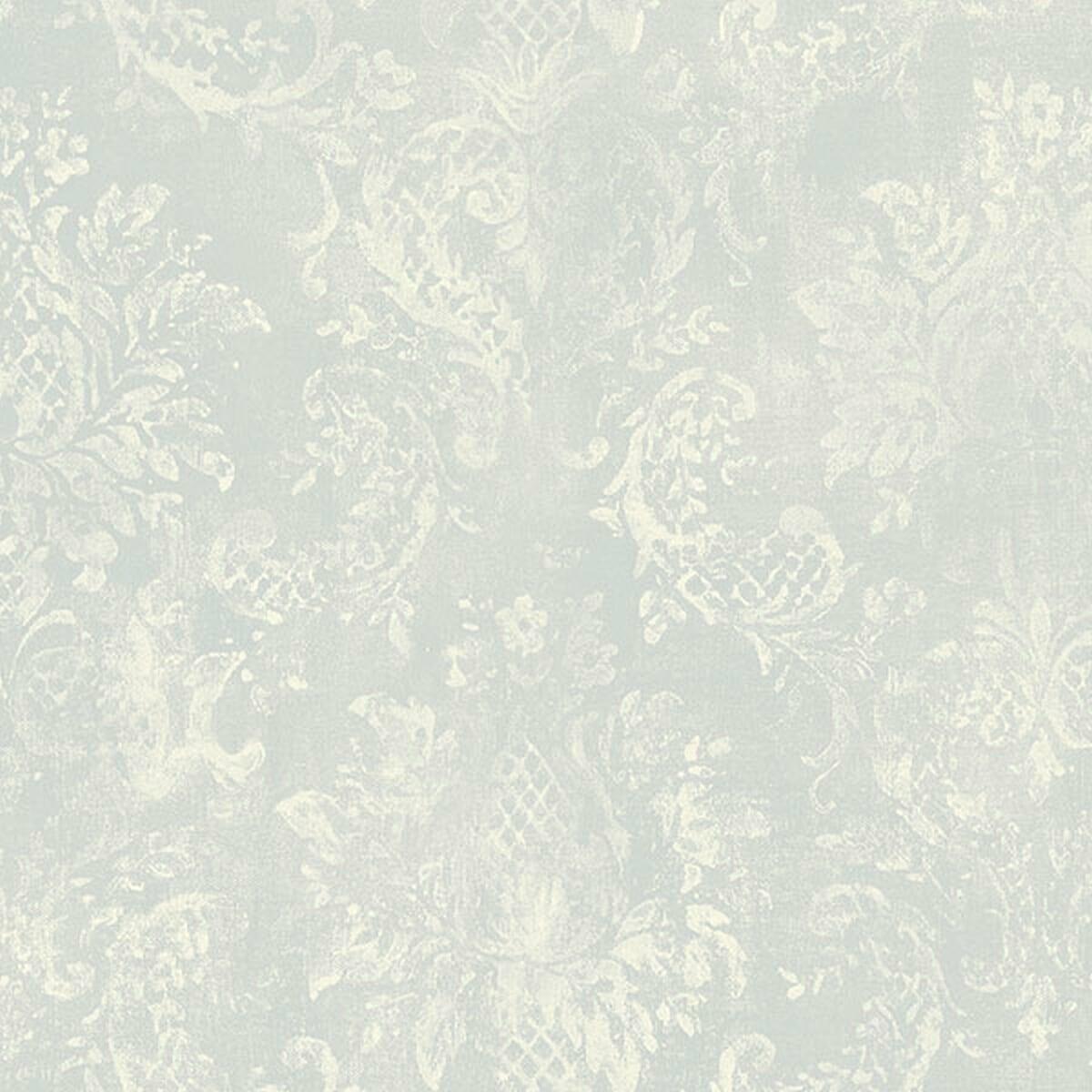 Fleur De Lis Living Camarillo 33 L X 21 W Damask Wallpaper Roll