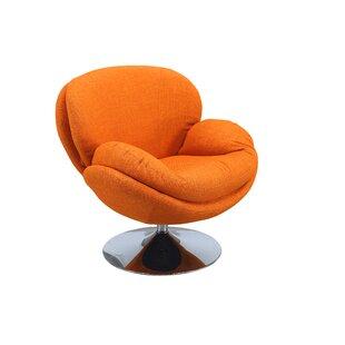 Coffield Swivel Lounge Chair by Orren Ellis