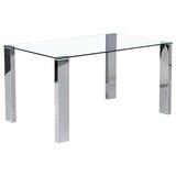 Neelyville Dining Table by Orren Ellis